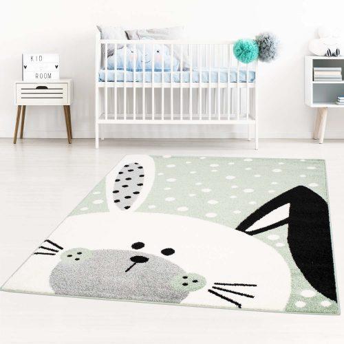 Näin hyödynnät makuuhuoneen mattoja lastenhuoneessa