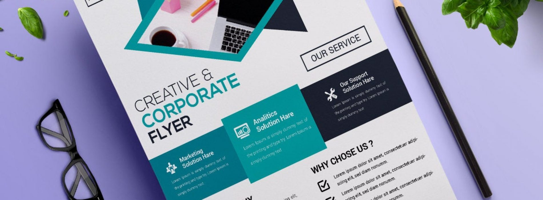 Why You Need To Print Brochures for Your Business