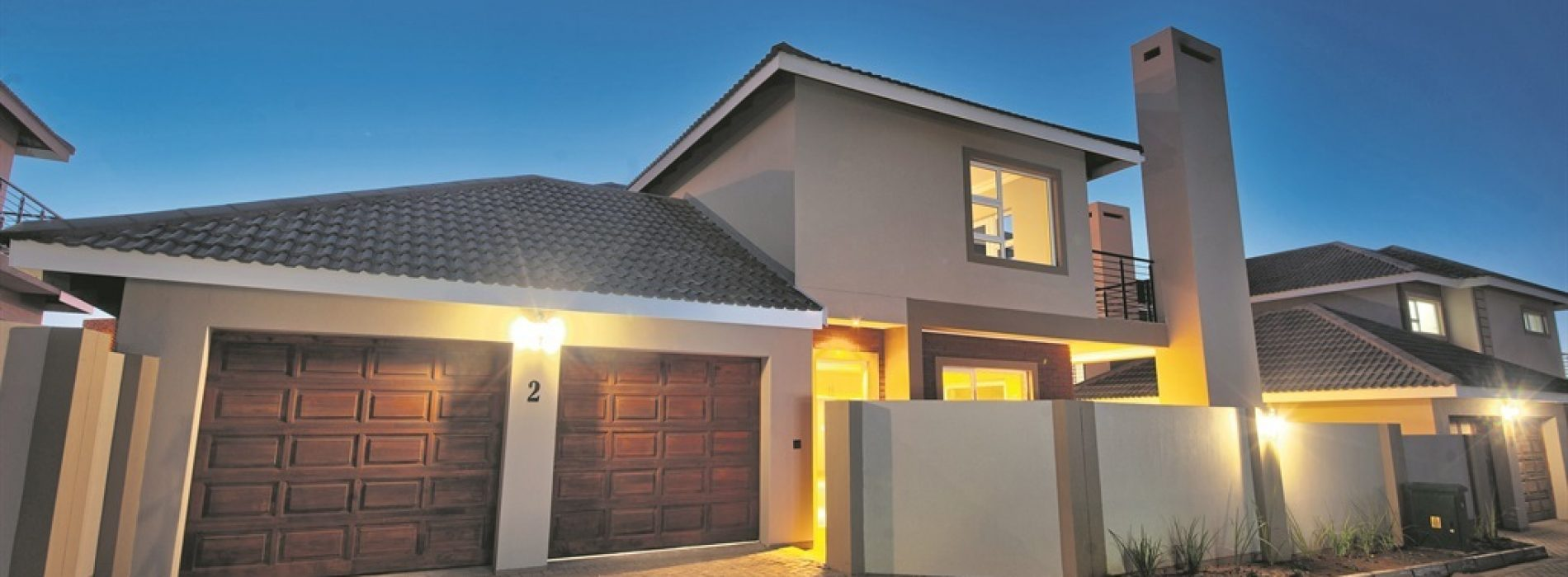 Buying a new house is like investing in for future