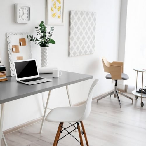 THE 5 ELEMENTS OF A DISTRACTION FREE HOME OFFICE