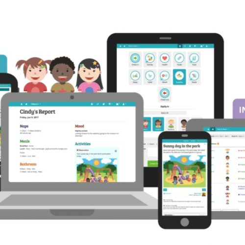 Benefits of using childcare management app in attendance tracking