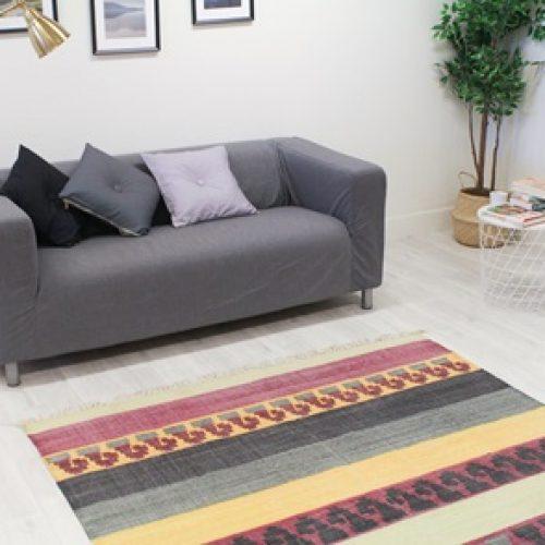 Verschönern Sie Ihr Interieur mit bunten Teppichen!