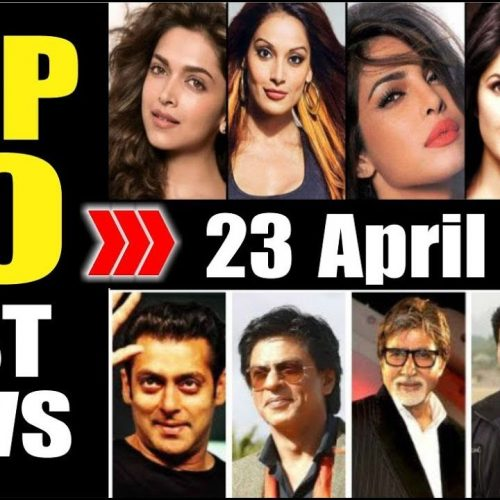 Entertainment News- A Sneak Peek Into the Lives of Celebrities