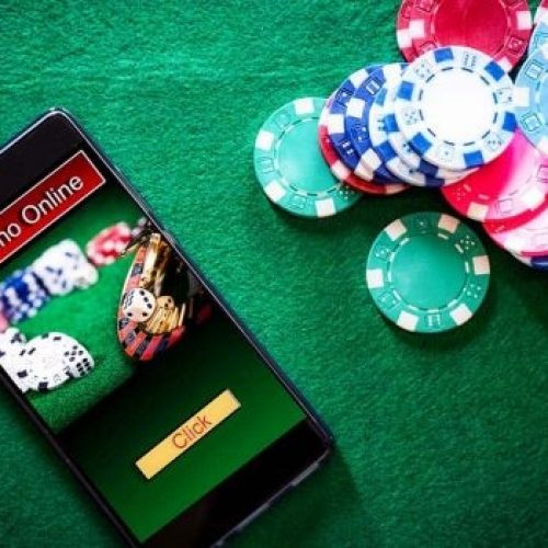 Online casinos are the fastest growing entertainment