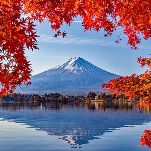 When is the best time to visit japan