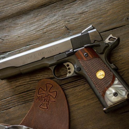 Iconic 1911 Holsters For Your 1911 Handgun