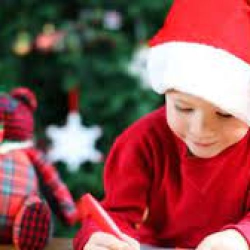 Tips That Your Kid Should Consider For Writing A Letter To Santa!